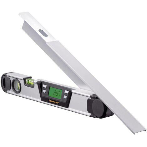 Rapporteur dangle numérique Laserliner ARCOMASTER 60 075.131A 600 mm 220 ° 1 pc(s)
