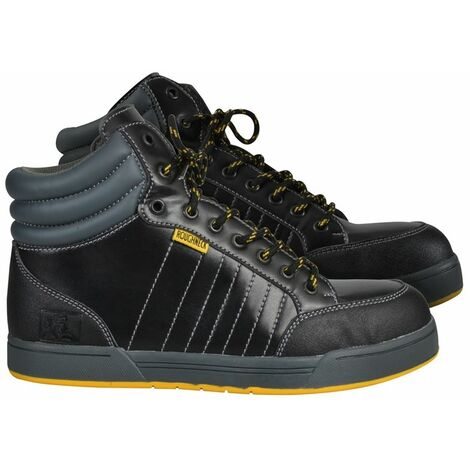 Raptor Hi-Top Safety Trainers