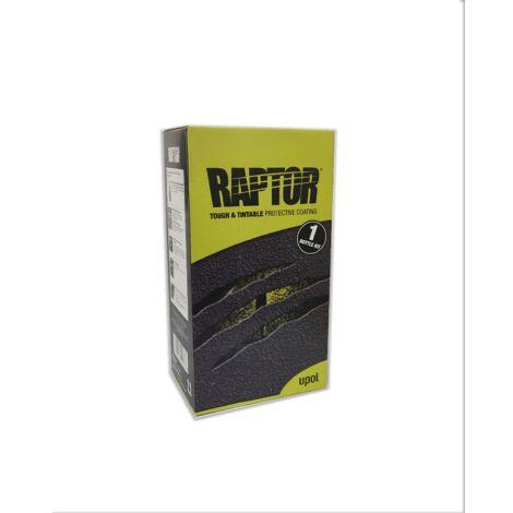"main image of ""RAPTOR SUPER RESISTENTE 2K KIT NEGRO 1 LT"""