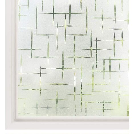 "main image of ""Rare Pearl Glass Milk Milk Glass Window Film Milk Milk Shower Cabins Tourist Visit Window Self Adhesive Screen Film 45 * 400cm"""