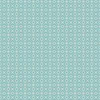 Rasch Geometric Teal/ White Wallpaper