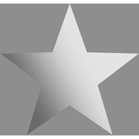 Rasch Metallic Stars Grey/ Silver Wallpaper
