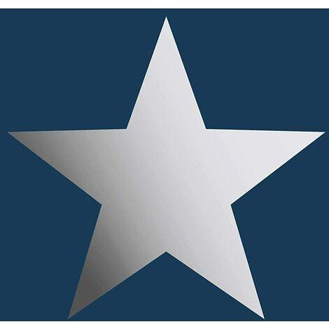 Rasch Portfolio XII Metallic Stars Wallpaper Navy/Silver Rasch 248173