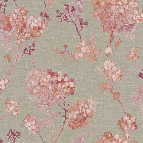 Rasch Vlies - Tapete Kollektion Florentine 449273 Blumen