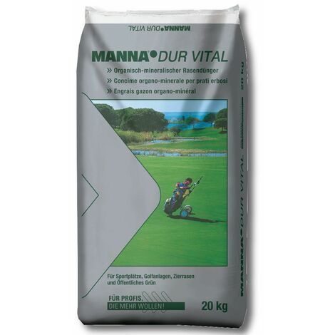 Lieblings Rasendünger Manna DUR Vital 20 kg Profi Dünger Golfplatz &UI_35
