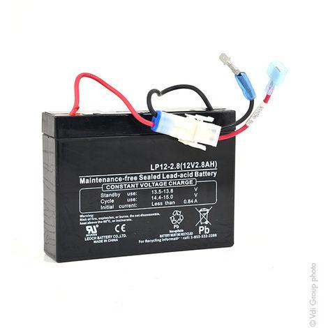 Rasenmäher Batterie 580764901 12V 2.8Ah - LP12-2.8 ; PC6139 ; 96022000701 ; 9602
