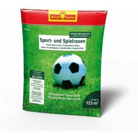 Sport-und Spielrasen Substral Rasensamen Der Robuste 1kg