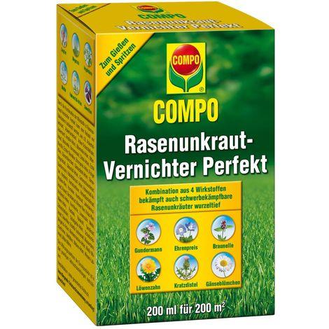 Rasenunkraut-Vernichter Perfekt in verschiedenen Größen