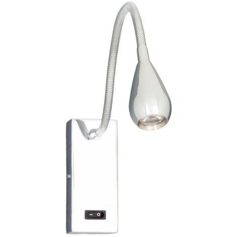 Rasmus LED Mirror Light Chrome