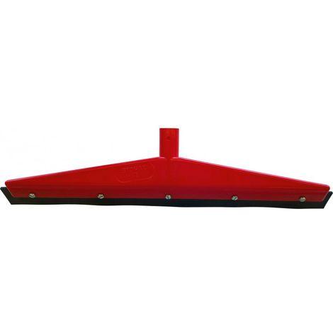 Rasqueta STOMAX III tipo B 500mm,plástico rojo,hel
