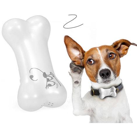 Rastreador inteligente de mascotas para perros 2G, IP67 a prueba de agua,Blanco