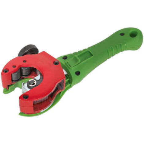 Ratcheting Pipe Cutter 2-in-1 ??6-28mm