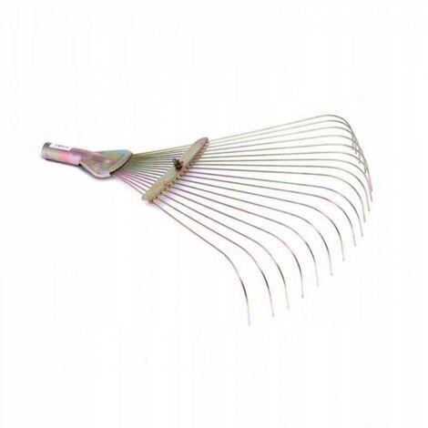 Râteau à feuilles métal râteaux fil réglable
