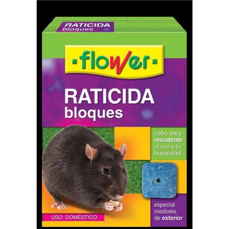 RATICIDA BLOQUES 250GR