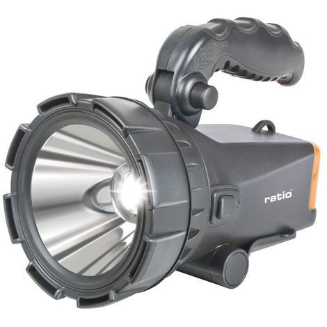 RATIO LINTERNA/FOCO LED CREE 5W/360LM.