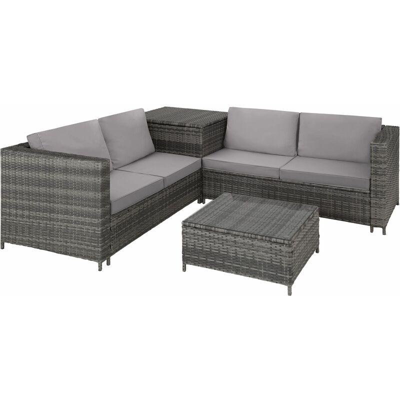 Rattan Garden Furniture Lounge Siena