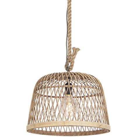 Rattan hanging lamp - Calamus