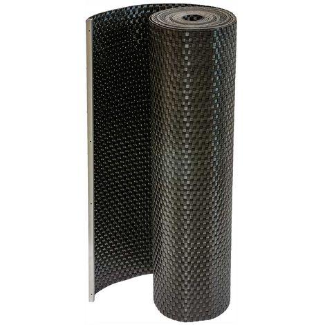 Rattan Poolumrandung für runde Stahlwandbecken