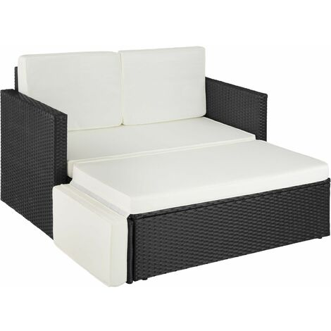 Rattan sofa Corfu - garden sofa, outdoor sofa, garden sofa set