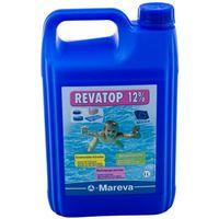 Rattrapage eau de piscine verte à 12% bidon de 5 L