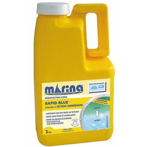 Rattrapage eau verte - Rapid Blue Marina - 3kg