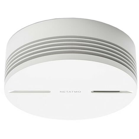 Rauchmelder Netatmo SMART Wi-Fi-NA-NSA-PRO-EU