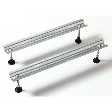 Ravak Accessories - Support 70 For the tub Classic, Vanda II, Lilia, Chrome CY00000000
