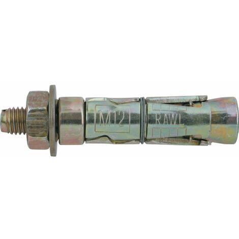 Rawl Rawlbolt® Heavy-Duty Masonry Anchors- Bolt Projecting: Pack quantity 50 (*10)