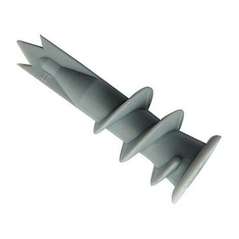 Rawlplug RAW07010 Nylon Self-Drill Plasterboard Fixing Pack of 6
