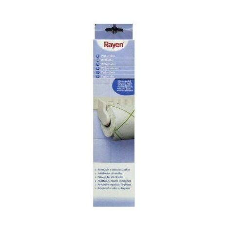 Rayen 2201 Porte Essuie-Tout ABS Blanc 28x19x4 cm