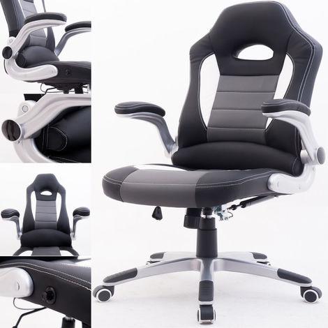 RayGar Supreme Office Gaming Chair - Black