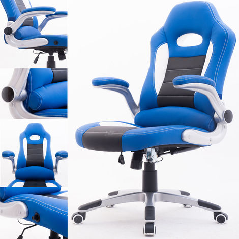 RayGar Supreme Office Gaming Chair - Blue