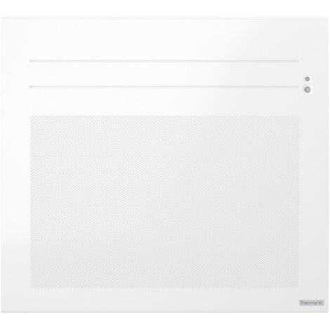 Rayonnant Connecté - Émotion 4 - Horizontal - Blanc - 500W - 423884 - Thermor
