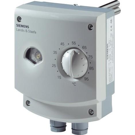 RAZ-TW.1000 P Double thermostat TR 15...95°C TW 15...95°C
