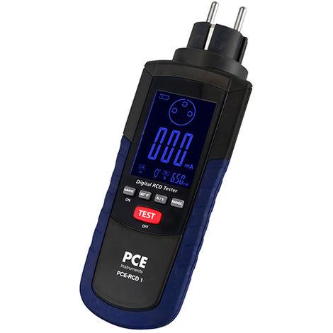 RCD-Tester PCE-RCD 1