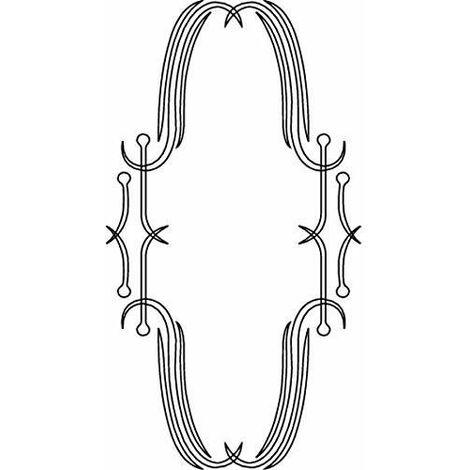 RCS.DOOR SYSTEME DE DEFONCEUSE 3D CARVER - DESSINS POUR PORTES ET PANNEAUX DE MEUBLES