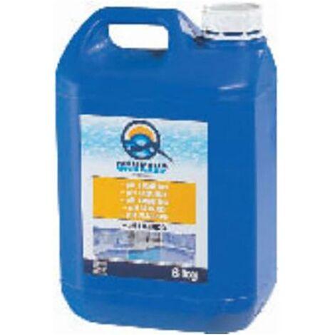 R�ducteur de Ph liquide pour piscine Quimicamp 6 Kg 203206