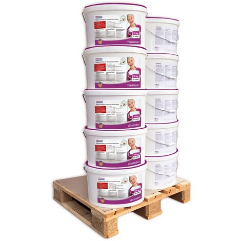 Ready for use wallcovering adhesive PROFHOME ELF 300-13-10 extra strong for heavyweight non-woven wallpaper 160 kg for max. 1050 sqm