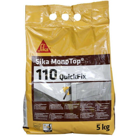 Ready-to-use mortar SIKA Monotop 110 QuickFix - 5kg