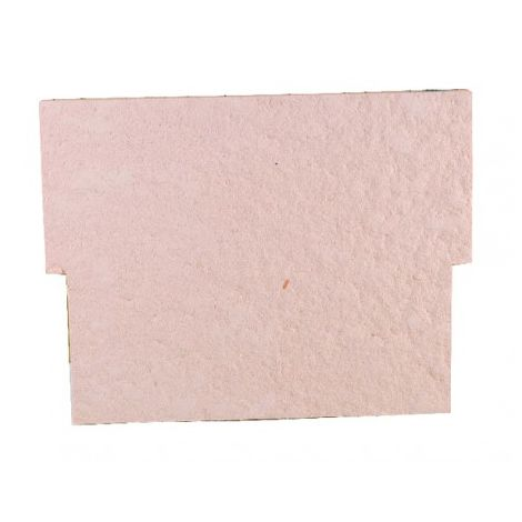 Rear insulating panel - DIFF for Chappée : SX5213250