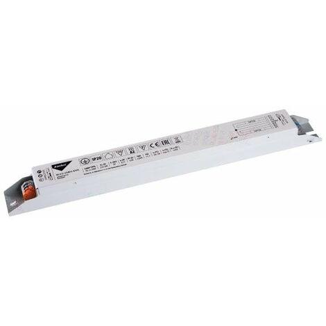Reattore Elettronico Per Lampade Al Neon 2x58 Watt Bl 258h Evg Kan