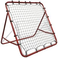 Reboteador ajustable para fútbol, 100 x 100 cm