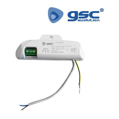 Recambio driver plafon 24W O705344-45