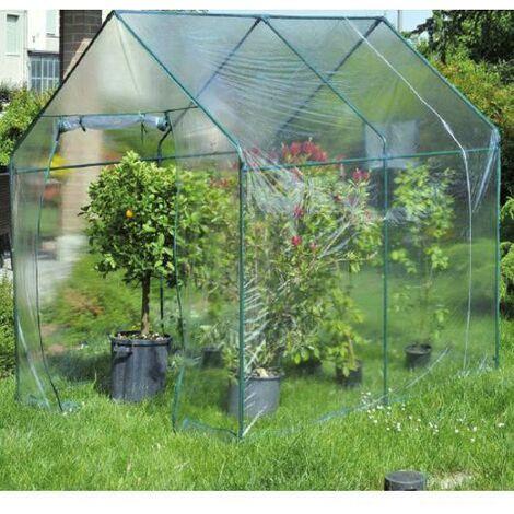 Recambio Funda Invernadero Jardín Transparente