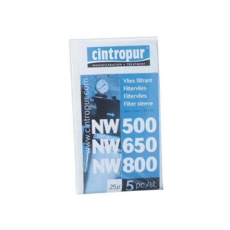 Recambio malla cintropur NW500/650/800* 05 micras
