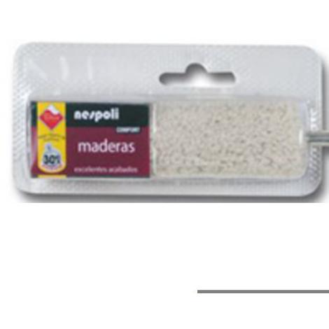 Recambio Mini Madera (2)teflon - NESPOLI - R855470 - 11 CM