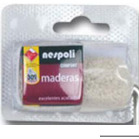 Recambio Mini Madera (2)teflon - NESPOLI - R855770 - 6 CM