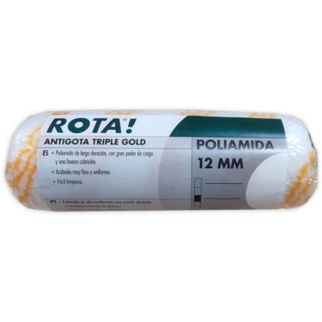 RECAMBIO RODILLO ANTIGOTA TRIPLE GOLD 18 CM