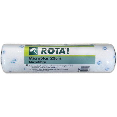 RECAMBIO RODILLO MICROFIBRA MICROSTAR 23 cm