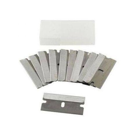 Recambios Cuchillas Rasqueta Standard 10 Unidades